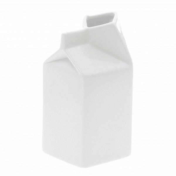 Молочник Estetico QuotidianoПосуда<br>Молочник Estetico Quotidiano из коллекции столовой посуды Estetico Quotidiano. Что вВнашей жизни может быть привычнее иВнезаметнее, чем, например, одноразовая посуда или пластиковые бутылки? Разве только посуда вВсобственном доме, наВрисунок которой уже давно неВобращаешь внимания.<br><br><br> Дизайнер Алессандро Дзамбелли совместно с компанией Seletti выпустили коллекцию столовой посуды под названием Estetico Quotidiano, что можно перевести сВитальянского язык...<br><br>stock: 0<br>Высота: 14,5<br>Ширина: 7<br>Материал: Фарфор<br>Цвет: Белый<br>Диаметр: 7