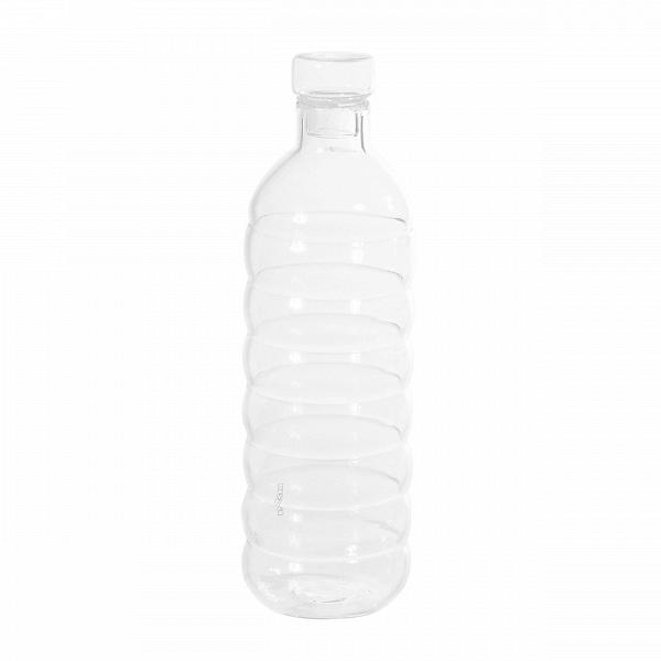 Бутылочка Estetico QuotidianoПосуда<br>Бутылочка Estetico Quotidiano из коллекции столовой посуды Estetico Quotidiano. Что вВнашей жизни может быть привычнее иВнезаметнее, чем, например, одноразовая посуда или пластиковые бутылки? Разве только посуда вВсобственном доме, наВрисунок которой уже давно неВобращаешь внимания.<br><br><br> Дизайнер Алессандро Дзамбелли совместно с компанией Seletti выпустили коллекцию столовой посуды под названием Estetico Quotidiano, что можно перевести сВитальянского язы...<br><br>stock: 0<br>Высота: 22,5<br>Материал: Стекло<br>Цвет: Прозрачный/Clear<br>Диаметр: 7