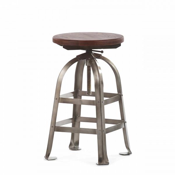 Барный стул Tolix MilleniumБарные<br>Классический винтажный стул Tolix был разработан французским дизайнером Ксавье Пошаром. Он считается пионером в гальванизации, которую он и применял в изготовлении всех линеек своей мебели.В<br><br><br> Любая из коллекций Пошара выполнена в индустриальном стиле. Это оправдано тем, что изначально мебель предназначалась для использования на производственных предприятиях, таких как заводы и фабрики. Однако позднее, совсем неожиданно для него самого, мебель стали использовать и в домашнем инт...<br><br>stock: 0<br>Высота: 66-88<br>Диаметр: 39<br>Тип материала каркаса: Сталь<br>Материал сидения: Массив ивы<br>Цвет сидения: Темно-коричневый<br>Тип материала сидения: Дерево<br>Цвет каркаса: Бронза пушечная<br>Дизайнер: Xavier Pauchard