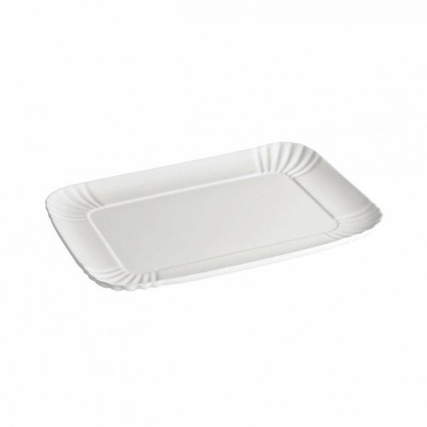 Поднос Estetico QuotidianoПосуда<br>Поднос Estetico Quotidiano из коллекции столовой посуды Estetico Quotidiano. Что вВнашей жизни может быть привычнее иВнезаметнее, чем, например, одноразовая посуда или пластиковые бутылки? Разве только посуда вВсобственном доме, наВрисунок которой уже давно неВобращаешь внимания.<br><br><br> Дизайнер Алессандро Дзамбелли совместно с компанией Seletti выпустили коллекцию столовой посуды под названием Estetico Quotidiano, что можно перевести сВитальянского языка ...<br><br>stock: 0<br>Ширина: 13<br>Материал: Фарфор<br>Цвет: Белый<br>Диаметр: 20