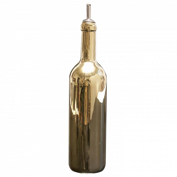 Бутыль Estetico QuotidianoПосуда<br>Бутыль Estetico Quotidiano из коллекции столовой посуды Estetico Quotidiano. Что вВнашей жизни может быть привычнее иВнезаметнее, чем, например, одноразовая посуда или пластиковые бутылки? Разве только посуда вВсобственном доме, наВрисунок которой уже давно неВобращаешь внимания.<br><br><br> Дизайнер Алессандро Дзамбелли совместно с компанией Seletti выпустили коллекцию столовой посуды под названием Estetico Quotidiano, что можно перевести сВитальянского языка ...<br><br>stock: 0<br>Высота: 30<br>Материал: Фарфор<br>Цвет: Золотой/Gold<br>Диаметр: 7,5