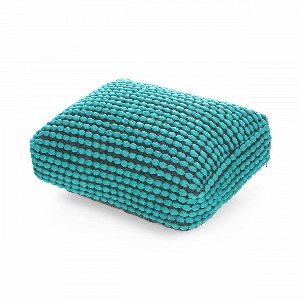 Подушка RococoДекоративные подушки<br>Дизайнерская комфортная подушка Rococo (Роккоко) из полиэстера от Cosmo (Космо).<br>Оригинальная подушка RococoВотлично подходит для декорирования гостиных в скандинавском стиле. Она вручную создана из экологичных натуральных материалов, приятных на ощупь. Для своих покупателей компания Cosmo предлагает широкий спектр цветовых вариантов, которые помогут разнообразить любой современный интерьер. Сочные цвета в сочетании с мягкостью изделия угодят любому! <br><br>Данную модель можно использовать...<br><br>stock: 8<br>Высота: 15<br>Ширина: 45<br>Материал: Полиэстер<br>Цвет: Бирюзовый<br>Длина: 60<br>Состав основы: Полиэстер<br>Тип производства: Ручное производство