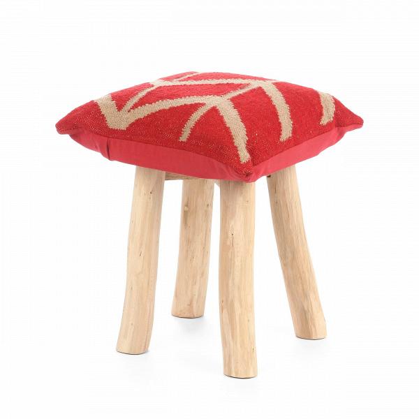 Табурет YakoaТабуреты<br>Табурет Yakoa — яркий представитель декоративной мебели в стиле скандинавского эко. Этот стиль успел плотно укорениться в современных европейских домах. Его простота и несравненный уют — то, что ищут многие молодые семьи, которые хотят отдохнуть от бурного темпа городской жизни иВнасладиться житейским комфортом иВтеплом семейного очага. <br> <br> Светлые естественные тона и натуральные материалы — неотъемлемый атрибут стиля эко. Такие табуреты отлично подойдут для декорирования любой жи...<br><br>stock: 4<br>Высота: 40<br>Ширина: 40<br>Глубина: 40<br>Цвет ножек: Белый дуб<br>Тип производства: Ручное производство<br>Материал ножек: Массив дуба<br>Материал сидения: Шерсть<br>Цвет сидения: Красный<br>Тип материала сидения: Ткань<br>Цвет сидения дополнительный: Бежевый<br>Тип материала ножек: Дерево