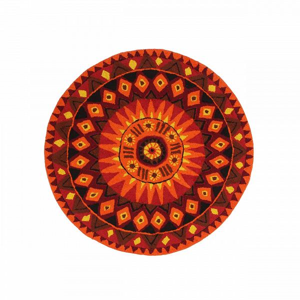 Ковер OportoКовры<br>Дизайнерский круглый яркий ковер Oporto (Опорто) в этно стиле из пряжи от Cosmo (Космо).<br><br>     По-летнему яркий дизайн напольного ковра OportoВзаряжает отличным настроением и вдохновляет на новые свершения. Красочная цветовая палитра и геометрический узор отлично подходят для любой комнаты — гостиной, ванной, коридора и спальни.В<br><br><br>     За названием скрывается источник вдохновения, город Порту. Это крупный многонаселенный город в самом центре Португалии, городские виды которого...<br><br>stock: 2<br>Ширина: 152<br>Материал: Пряжа<br>Цвет: Закат солнца<br>Высота ворса: 8mm<br>Длина: 152<br>Состав основы: Полиэстер<br>Тип производства: Ручное производство