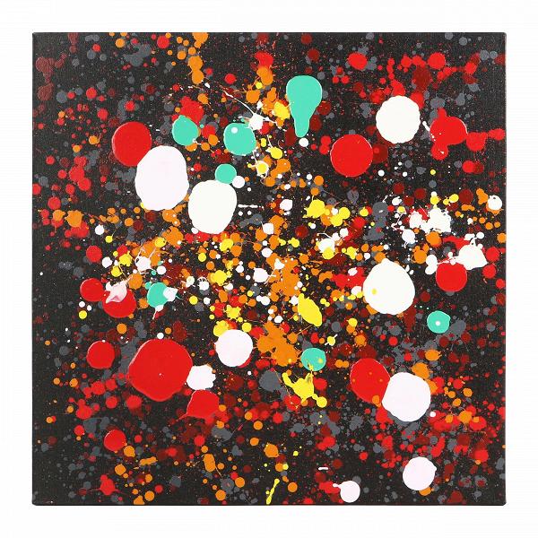 Картина Color DropКартины<br>Современная живопись ушла далеко вперед, теперь она строится не только на изобразительныхВканонах, но и на таких науках, как психология и цветоведение. Картины современных художников создаются не только для того, чтобы создать впечатление, но и побудить к действию.<br> <br> Картина Color Drop как раз задумана не просто как элемент декора, но и как особыйВрычаг, стимул для смены восприятия. Энергетика, передающаяся через композицию и цвета, — это вихрь, который заряжает энергией для новы...<br><br>stock: 5<br>Ширина: 80<br>Материал: Холст<br>Цвет: Разноцветный<br>Длина: 80