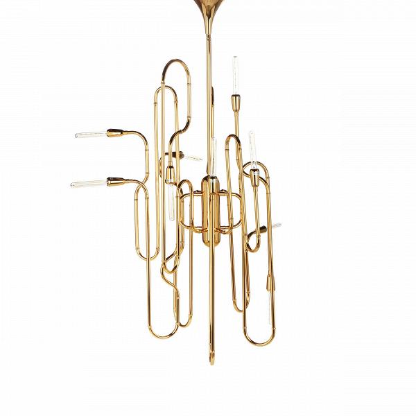 Подвесной светильник Clark украшения сороковых годов в стиле ар деко