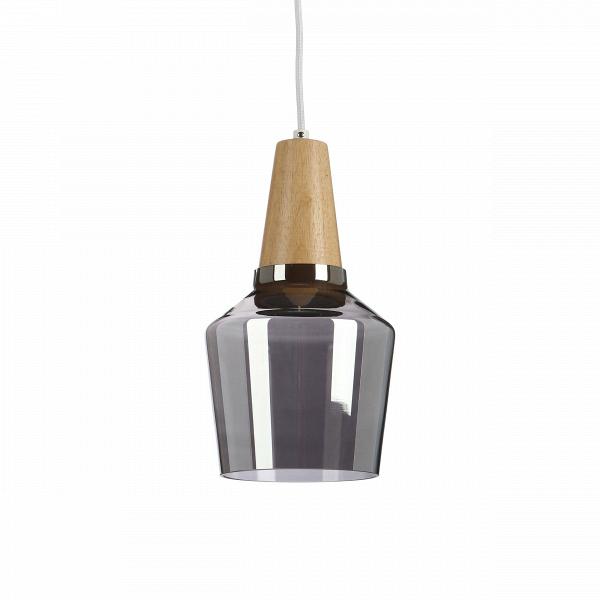 Подвесной светильник Industrial диаметр 16,5Подвесные<br>Подвесной светильник Industrial диаметр 16,5 — одна из моделей одноименной коллекции. Каждый из светильников линейки отличается формой и диаметром, но выполнен из одних и тех же материалов. Единая стилистика помогает использовать сразу несколько моделей в одном помещении. МногоуровневоеВосвещение — это популярное в современном дизайне явление. Интерьер с ярусной подсветкой выглядит всегда ярко и стильно.<br><br><br> Коллекция выполнена в стиле эко — все отобранные для производства материал...<br><br>stock: 0<br>Высота: 180<br>Диаметр: 16,5<br>Материал абажура: Стекло<br>Материал арматуры: Дерево<br>Ламп в комплекте: Нет<br>Напряжение: 220<br>Тип лампы/цоколь: LED<br>Цвет абажура: Серый