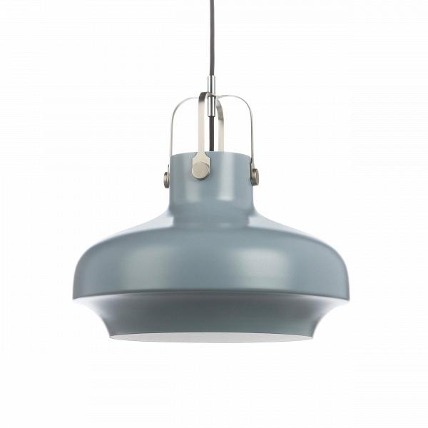 Подвесной светильник Copenhagen диаметр 35Подвесные<br>«Нам хотелось создать дизайн подвесного светильника с небольшим акцентом на индустриальный стиль, чтобы элегантность Ви утонченностьВизделия никак не пострадала», — говорят дизайнеры светильника Copenhagen.В<br><br><br> Подвесной светильник Copenhagen диаметр 35 — это наглядный пример гармонии контрастных цветов. Комбинирование современного и классического дизайна, морской и индустриальной стилистики рождают стильный подвесной светильник, которому нельзя отказать в кр...<br><br>stock: 0<br>Высота: 180<br>Диаметр: 35<br>Количество ламп: 1<br>Материал абажура: Алюминий<br>Мощность лампы: 40<br>Ламп в комплекте: Нет<br>Напряжение: 220<br>Тип лампы/цоколь: E27<br>Цвет абажура: Серый