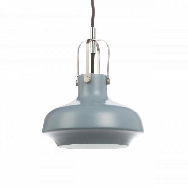 Подвесной светильник Copenhagen диаметр 20Подвесные<br>«Нам хотелось создать дизайн подвесного светильника с небольшим акцентом на индустриальный стиль, чтобы элегантность Ви утонченностьВизделия никак не пострадала», — говорят дизайнеры светильника Copenhagen.ВВ<br><br><br> Подвесной светильник Copenhagen диаметр 20 — это наглядный пример гармонии контрастных цветов. Комбинирование современного и классического дизайна, морской и индустриальной стилистики рождают стильный подвесной светильник, которому нельзя отказать в красо...<br><br>stock: 0<br>Высота: 180<br>Диаметр: 20<br>Количество ламп: 1<br>Материал абажура: Алюминий<br>Мощность лампы: 40<br>Ламп в комплекте: Нет<br>Напряжение: 220<br>Тип лампы/цоколь: E27<br>Цвет абажура: Серый