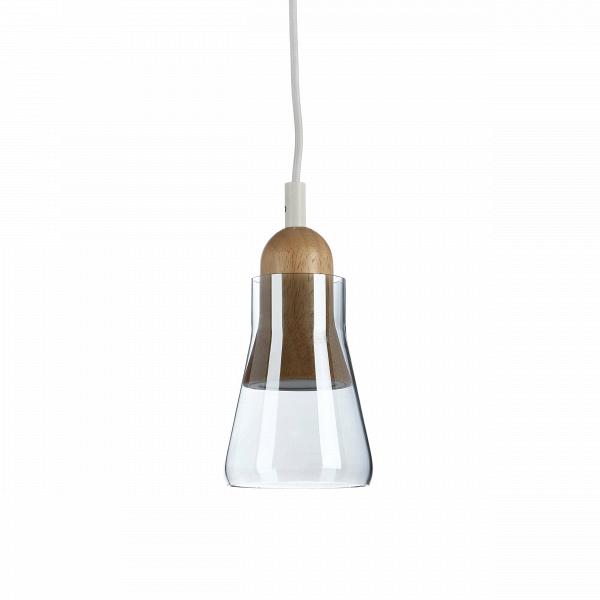 Подвесной светильник Verre диаметр 11Подвесные<br>Подвесной светильник Verre диаметр 11 — оригинальный светильник, созданный преимущественно для интерьеров в стиле лофт. Его стильный дизайн одинаково подойдет для рабочих и жилых помещений. Разместить дома вы сможете его на своей кухне или в гостиной. <br> <br> Светильник оснащен яркимиВLED-лампами, которыеВобеспечивают мягкий рассеянный свет, создающийВуютную атмосферу в любом помещении. Особую элегантность светильника составляет изящный абажур, изготовленный изВстекла с хром...<br><br>stock: 0<br>Высота: 150<br>Диаметр: 11<br>Количество ламп: 1<br>Материал абажура: Стекло<br>Материал арматуры: Дерево<br>Мощность лампы: 4<br>Ламп в комплекте: Нет<br>Напряжение: 220<br>Тип лампы/цоколь: LED<br>Цвет абажура: Синий