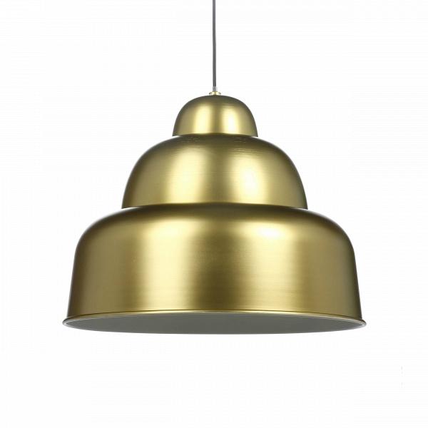 Подвесной светильник Lid IПодвесные<br>Подвесной светильник Lid I сочетает в себе элегантную форму с приятным бронзовым цветом. Форма светильника — купол, разделенный на три уровня и расширяющийся книзу. Чтобы сделать светильник интереснее, дизайнеры компании Cosmo придали ему привлекательный глянцевый блеск.<br><br><br> Абажур светильника изготовлен из прочного алюминия, который давно завоевал популярность среди изготовителей домашнего освещения. И не зря — такие светильники обладают высокой прочностью и легкостью. Светильник оснащ...<br><br>stock: 9<br>Высота: 180<br>Диаметр: 46<br>Количество ламп: 1<br>Материал абажура: Алюминий<br>Мощность лампы: 40<br>Ламп в комплекте: Нет<br>Напряжение: 220<br>Тип лампы/цоколь: E27<br>Цвет абажура: Бронза