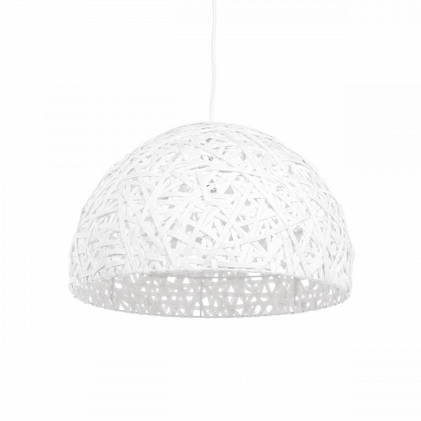 Подвесной светильник NestПодвесные<br>Порой чтобы создать по-настоящему стильный интерьер, совершенно не обязательно прибегать к покупке дорогостоящего наполнения. Очень важно достигнуть баланса простоты и стиля мебели, света и декора. Подвесной светильник Nest — это отличный инструмент, с которым можно создать сдержанный, но стильный дизайн помещения для жизни.В<br> <br> Светильник можно использовать как в интерьере гостиной, так и кухни. Дизайнер предусмотрел два цветовых решения, поэтому светильник легко приспособить именно п...<br><br>stock: 41<br>Высота: 150<br>Диаметр: 40<br>Количество ламп: 1<br>Материал абажура: Бумага<br>Материал арматуры: Металл<br>Мощность лампы: 40<br>Ламп в комплекте: Нет<br>Напряжение: 220-240<br>Тип лампы/цоколь: E27<br>Цвет абажура: Белый<br>Цвет арматуры: Белый<br>Цвет провода: Белый