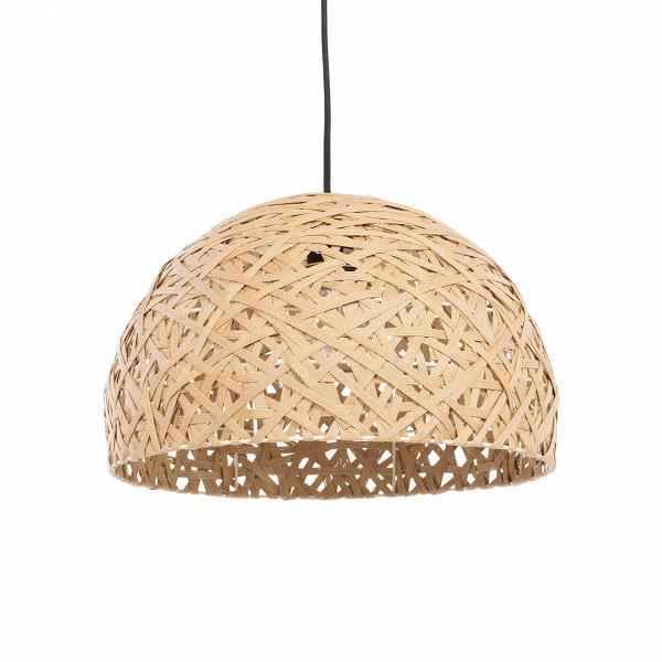 Подвесной светильник NestПодвесные<br>Порой чтобы создать по-настоящему стильный интерьер, совершенно не обязательно прибегать к покупке дорогостоящего наполнения. Очень важно достигнуть баланса простоты и стиля мебели, света и декора. Подвесной светильник Nest — это отличный инструмент, с которым можно создать сдержанный, но стильный дизайн помещения для жизни.В<br> <br> Светильник можно использовать как в интерьере гостиной, так и кухни. Дизайнер предусмотрел два цветовых решения, поэтому светильник легко приспособить именно п...<br><br>stock: 51<br>Высота: 150<br>Диаметр: 40<br>Количество ламп: 1<br>Материал абажура: Бумага<br>Материал арматуры: Металл<br>Мощность лампы: 40<br>Ламп в комплекте: Нет<br>Напряжение: 220-240<br>Тип лампы/цоколь: E27<br>Цвет абажура: Натуральный<br>Цвет арматуры: Черный матовый<br>Цвет провода: Черный