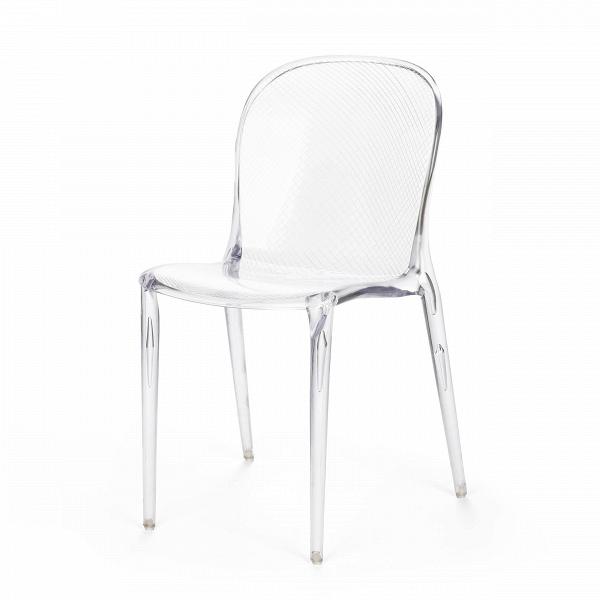 Стул VioletИнтерьерные<br>Дизайнерский стул Violet подогревает интерес к любому интерьеру, в котором он находится. Неважно, хай-тек это или же ар-деко, модерн или даже современный восточный интерьер, если в вашем интерьере присутствует данный предмет мебели с необычным фиолетовым оттенком, значит, похвалы вам обеспечены, как и внимание со стороны ваших гостей и друзей.<br><br><br> Купить стул Violet — это очень серьезное и оригинальное решение, ведь не каждый сумеет совладать с необычным, ярким и бросающимся в глаза ди...<br><br>stock: 1<br>Высота: 83<br>Высота сиденья: 45<br>Ширина: 50<br>Глубина: 53,5<br>Материал каркаса: Поликарбонат<br>Тип материала каркаса: Пластик<br>Цвет каркаса: Прозрачный
