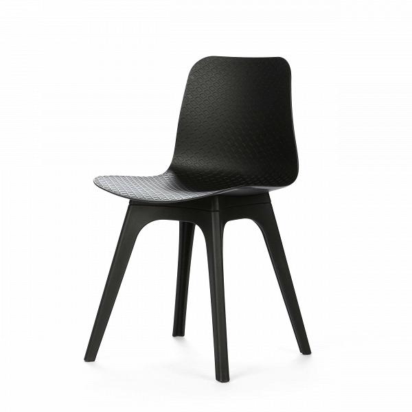 Стул CoachИнтерьерные<br>Дизайнерский черный стул Coach (Коуч) из полипропилена без подлокотников в стиле хай-тек от Cosmo (Космо).<br>Обставляя комнату в современном стиле хай-тек или минимализм, дизайнер делает упор на простоту и лаконичность. В силуэтах предметов мебели и освещения не должно быть ни одной лишней детали — дизайн подчиняется функциональности. Если это стул, то исключительно для сидения,Весли обеденный стол, то только для трапез.В<br> <br> Особенно стильно смотрятся оригинальные глянцевые стулья,...<br><br>stock: 36<br>Высота: 79.5<br>Высота спинки: 45<br>Ширина: 45<br>Глубина: 47<br>Тип материала каркаса: Полипропилен<br>Цвет каркаса: Черный