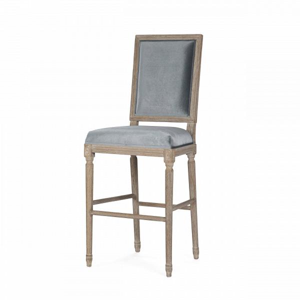 Барный стул HowellБарные<br>Дизайнерский темно-серый барный стул Howell (Хавелл) с наполнителем из пены от Cosmo (Космо). <br>В обстановке английских и ирландских пабов всегда есть что-то чарующее — приглушенный свет, антикварные барные столешницы, деревянная отделка мебели... В них всегда царит особая атмосфера спокойствия и уюта, что так необходимо в бесконечной гонке будних дней. Создайте эту неспешную и комфортную обстановку с помощью оригинальных барных стульев Howell!<br> <br> Каркас стула выполнен из натуральной древес...<br><br>stock: 7<br>Высота: 126<br>Высота сиденья: 76<br>Ширина: 51<br>Глубина: 54<br>Наполнитель: Пена<br>Материал каркаса: Состаренный массив дуба<br>Тип материала каркаса: Дерево<br>Материал сидения: Вельвет<br>Цвет сидения: Темно-серый<br>Тип материала сидения: Ткань<br>Цвет каркаса: Дуб