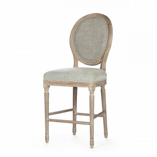 Барный стул LavishБарные<br>Дизайнерский серый тканевый барный стул Lavish (Лавиш) с каркасом из состаренного массива дуба от Cosmo (Космо). <br>Роскошный дизайн барного стула Lavish отражен уже в самом названии. В переводе с английского lavish — «богатый». Однако он при этом не выглядит безвкусным, его силуэт лаконичен, а сочетание отдельных деталей весьма органично. Сдержанный, но безусловно элегантный стул выполнен в викторианском стиле, однако он подойдет для декорирования любого классического помещения, где мебель вы...<br><br>stock: 14<br>Высота: 117<br>Высота сиденья: 62<br>Ширина: 50<br>Глубина: 62<br>Наполнитель: Пена<br>Материал каркаса: Состаренный массив дуба<br>Тип материала каркаса: Дерево<br>Материал сидения: Лен<br>Цвет сидения: Серый<br>Тип материала сидения: Ткань<br>Цвет каркаса: Дуб
