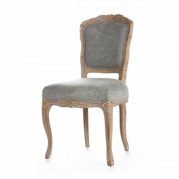 Стул ValerieИнтерьерные<br>Дизайнерский интерьерный винтажный мягкий стул Valerie (Валери) на резных изогнутных ножках от Cosmo (Космо).<br>Викторианский стиль в интерьере — это роскошь, шик и респектабельность. Это направление чаще всего характеризуется дорогими, но несомненно качественными предметами мебели. Декоративное тиснение и узоры выполняются вручную опытными столярами, а обивка изготавливается из высококачественных тканей.В<br> <br> Оригинальный стул ValerieВвыполнен в лучших традициях направления. Он под...<br><br>stock: 23<br>Высота: 94<br>Высота сиденья: 51<br>Ширина: 50<br>Глубина: 60<br>Наполнитель: Пена<br>Материал каркаса: Состаренный массив дуба<br>Тип материала каркаса: Дерево<br>Материал сидения: Лен<br>Цвет сидения: Серый<br>Тип материала сидения: Ткань<br>Цвет каркаса: Дуб