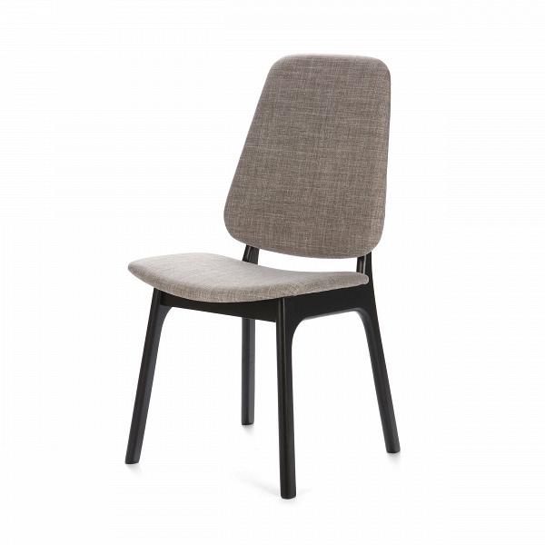 Стул SandyИнтерьерные<br>Обеденная мебель коллекции Sandy — это столы и стулья, объединенные одной стилистикой. Отличительной чертой их дизайна является грамотная комбинация резких и сглаженных углов. Именно поэтому вся мебель линейки выглядит так стильно и современно.В<br> <br> Дизайн стула Sandy выполнен в современном стиле конструктивизма. Это направление в дизайне требует от интерьера быть простым и лаконичным. Любая единица мебели не должна быть пестрой и экстравагантной. Именно поэтому декор встречается редко,...<br><br>stock: 0<br>Высота: 94<br>Высота спинки: 47<br>Ширина: 56<br>Глубина: 49.5<br>Цвет ножек: Черный<br>Наполнитель: Пена<br>Материал ножек: Массив каучукового дерева<br>Материал сидения: Полиэстер<br>Цвет сидения: Серый<br>Тип материала сидения: Ткань<br>Тип материала ножек: Дерево