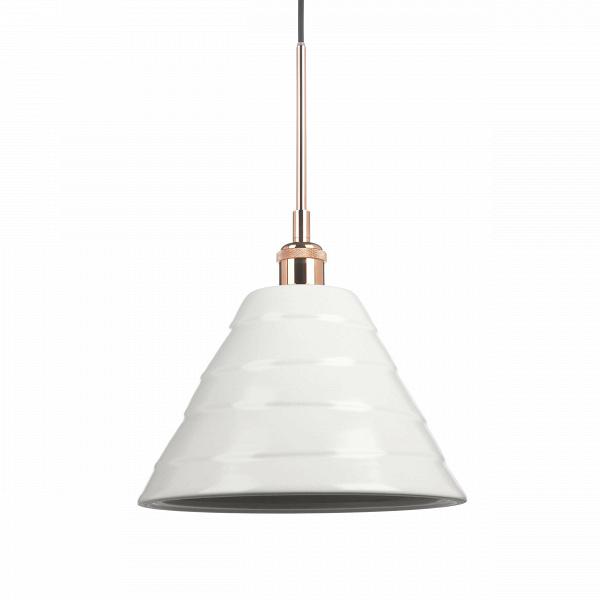 Подвесной светильник Cera 2Подвесные<br>Подвесные светильники из коллекции Cera очень просты по своему дизайну, но это — одно из их преимуществ. Абажур каждой из моделей выполнен из керамики в белом цвете. Они отлично сочетаются со светлыми интерьерами в стиле скандинавского эко. Для этого направления характерно использование натуральных материалов, в том числе и керамики. <br> <br> Данная модель — подвесной светильник Cera 2. Это самый крупный по высоте абажур в серии. Его нейтральную цветовую гамму разбавляет цоколь в «бронзе», котор...<br><br>stock: 87<br>Высота: 150<br>Диаметр: 28<br>Количество ламп: 1<br>Материал абажура: Керамика<br>Материал арматуры: Металл<br>Мощность лампы: 40<br>Ламп в комплекте: Нет<br>Напряжение: 220-240<br>Тип лампы/цоколь: E27<br>Цвет абажура: Белый<br>Цвет арматуры: Черный матовый<br>Цвет провода: Черный