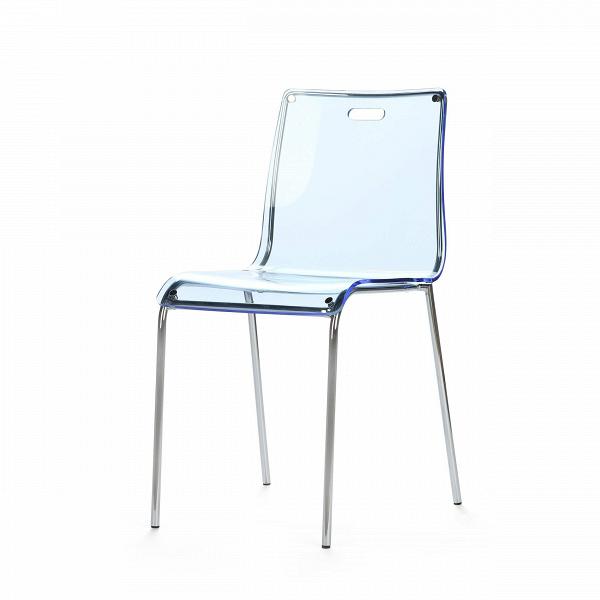 Стул AcrylicИнтерьерные<br>Cтул Acrylic — одна из моделей мебели одноименной коллекции. Вся линейка состоит из мебели, объединенной одним стилем и материалами исполнения. Acryl, или акрил — это материал, который хорош в изготовлении мебели с глянцевой поверхностью. Он обладает высокой прочностью и устойчивостью к истиранию. Он также водонепроницаем и отлично выдерживает перепады температур.В<br> <br> Модель выполнена в тех же цветах, что и барный стул. Небесно-голубой и серый цвета лаконичны и универсальны для любого ...<br><br>stock: 8<br>Высота: 79.5<br>Высота сиденья: 43-47.5<br>Ширина: 46.5<br>Глубина: 53<br>Цвет ножек: Хром<br>Цвет сидения: Голубой<br>Тип материала сидения: Акрил<br>Тип материала ножек: Сталь