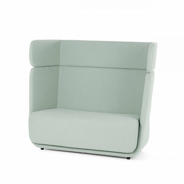 Диван BasketДвухместные<br>Дизайнерский креативный яркий диван Basket (Баскет) с высокой спинкой от Softline (Софтлайн).<br><br><br> Диван Basket разработан как интегрированная модульная система, которая позволяет вам создавать свое пространство так, как нравится вам. Он вдохновлен пляжными креслами-корзинами. Диван спроектировал Маттиас Демакер, немецкий дизайнер. Он одновременно обучался дизайну, работал в архитектурных студиях и сотрудничал с различными мастерскими. Особенность стиля Демакера — создавать простые, но изыск...<br><br>stock: 0<br>Высота: 126<br>Высота сиденья: 42<br>Глубина: 74<br>Длина: 152<br>Материал обивки: Хлопок, Полиэстер<br>Тип материала каркаса: Сталь нержавеющя<br>Коллекция ткани: Vision<br>Тип материала обивки: Ткань<br>Цвет обивки: Светло-голубой<br>Дизайнер: Matthias Demacker