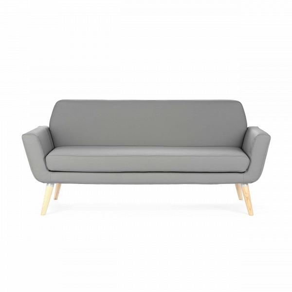 Диван ScopeДвухместные<br>Дизайнерский двухместный небольшой диван Scope (Скоп) на длинных деревянных ножках от Softline (Софтлайн).<br><br><br><br><br> Диван Scope предлагает современный, непринужденный подход кВдизайну диванов: комфорт, высокое качество иВчистые линии, которые всегда будут современными. Диван идеально подходит для городского проживания, где пространство ограничено. Двухместный диван Scope на деревянных ножках. Имеет маленький, удобный размер и чистые прямые линии. <br><br><br> Оригинальный диван выполнен...<br><br>stock: 0<br>Высота: 73<br>Высота сиденья: 39<br>Глубина: 80<br>Длина: 162<br>Цвет ножек: Светло-коричневый<br>Материал ножек: Массив ясеня<br>Материал обивки: Полиэстер<br>Коллекция ткани: Valencia<br>Тип материала обивки: Кожа искусственная<br>Тип материала ножек: Дерево<br>Цвет обивки: Серый