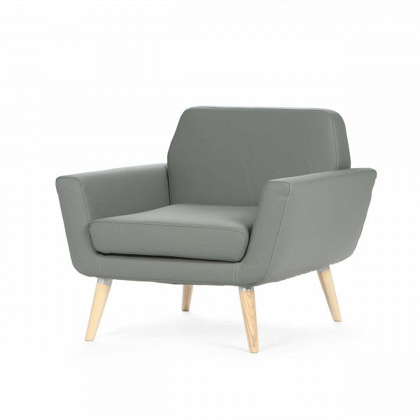Кресло ScopeИнтерьерные<br>Дизайнерское небольшое кресло Scope (Скоуп) с кожаной обивкой на деревянных ножках от Softline (Софтлайн).<br><br><br> В городских квартирах, где на счету каждый сантиметр свободного пространства, кресло Scope станет идеальным для вас вариантом.ВБлагодаря небольшой, удобной и компактной форме креслоВScope прекрасно впишется в современный интерьер. Оно весьма незамысловато, поэтому вы не ограничены в использовании дополнительных аксессуаров. Всего одной деталью вы можете придать изделию ...<br><br>stock: 1<br>Высота: 73<br>Высота сиденья: 39<br>Ширина: 83<br>Глубина: 80<br>Материал обивки: Кожа эко<br>Цвет обивки: Серый