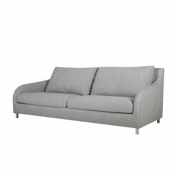 Диван Lily LuxДвухместные<br>Дизайнерский маленький двухместный диван Lily Lux (Лили Люкс) с тканевой обивкой от Sits (Ситс).<br><br><br> Диван Lily Lux — это элегантность и простота, соединенные в качественной и удивительно красивой мебели знаменитыми дизайнерами компании Sits. Красивые невысокие ножки, изящные подлокотники и мягкие подушки дивана — все это говорит нам об отличном качестве и соответствии дизайна дивана современным требованиям к домашнему интерьеру. На выбор имеется несколько легких светлых цветовых оттенков...<br><br>stock: 0<br>Высота: 85<br>Высота сиденья: 42<br>Глубина: 105<br>Длина: 186<br>Цвет ножек: Хром<br>Материал обивки: Полипропилен, Полиэстер, Хлопок<br>Степень комфортности: Люкс<br>Форма подлокотников: Стандарт<br>Коллекция ткани: Категория ткани III<br>Тип материала обивки: Ткань<br>Тип материала ножек: Металл<br>Цвет обивки: Светло-серый
