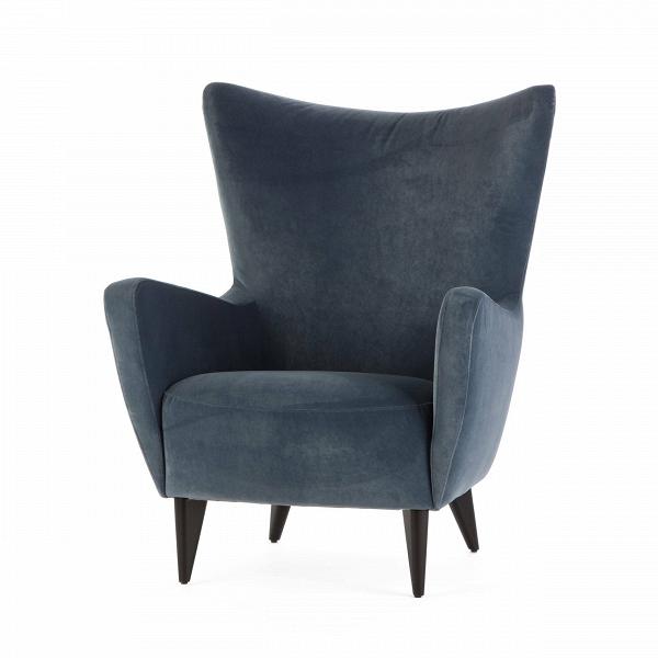 Кресло ElsaИнтерьерные<br>Дизайнерское комфортное кресло Elsa (Эльза) на черных деревянных ножках от Sits (Ситс).<br><br><br> Дизайнеры мебельной компании Sits не устают радовать нас качественной и необычайно удобной мебелью, которая способна понравиться даже самому взыскательному владельцу. Кресло Elsa<br>сияет свежестью и чистыми красивыми цветовыми оттенками. Кресло имеет плавные изящные формы и не менее изящные высокие деревянные ножки.<br><br><br> У кресла Elsa<br>невероятно приятная на ощупь тканевая обивка, что особенно ...<br><br>stock: 0<br>Высота: 100<br>Высота сиденья: 44<br>Ширина: 83<br>Глубина: 91<br>Цвет ножек: Черный<br>Материал обивки: Полиэстер<br>Степень комфортности: Стандарт комфорт<br>Форма подлокотников: Стандарт<br>Коллекция ткани: Категория ткани III<br>Тип материала обивки: Вельвет<br>Тип материала ножек: Дерево<br>Цвет обивки: Тёмно-синий