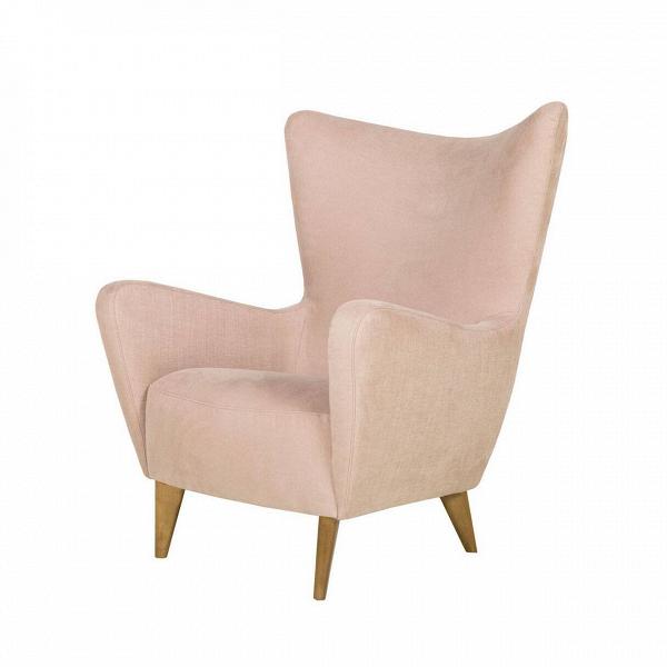 Кресло ElsaИнтерьерные<br>Дизайнерское комфортное кресло Elsa (Эльза) на черных деревянных ножках от Sits (Ситс).<br><br><br> Дизайнеры мебельной компании Sits не устают радовать нас качественной и необычайно удобной мебелью, которая способна понравиться даже самому взыскательному владельцу. Кресло Elsa<br>сияет свежестью и чистыми красивыми цветовыми оттенками. Кресло имеет плавные изящные формы и не менее изящные высокие деревянные ножки.<br><br><br> У кресла Elsa<br>невероятно приятная на ощупь тканевая обивка, что особенно ...<br><br>stock: 0<br>Высота: 100<br>Высота сиденья: 44<br>Ширина: 83<br>Глубина: 91<br>Цвет ножек: Дуб<br>Материал обивки: Хлопок, Лен<br>Степень комфортности: Стандарт комфорт<br>Форма подлокотников: Стандарт<br>Коллекция ткани: Категория ткани II<br>Тип материала обивки: Ткань<br>Тип материала ножек: Дерево<br>Цвет обивки: Пудровый розовый