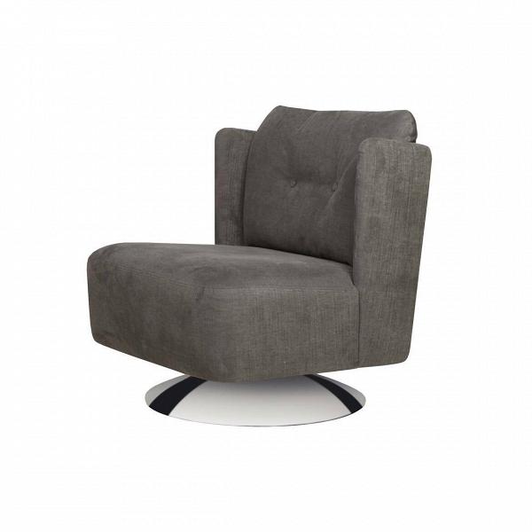 Кресло Alma 2Интерьерные<br>Дизайнерское широкое тканевое кресло Alma 2 (Алма 2) без подлокотников с круглым основанием от Sits (Ситс).<br><br><br> Для любителей особенного, непревзойденного комфорта и уникального оформления мягкой мебели ведущие дизайнеры компании Sits создали роскошное кресло, способное порадовать даже самого взыскательного владельца. Широкое сиденье и слегка откинутая назад спинка — вся форма кресла способствует прекрасному полноценному отдыху.<br><br><br> У кресла Alma 2 отсутствуют подлокотники, что делает...<br><br>stock: 0<br>Высота: 78<br>Высота сиденья: 41<br>Ширина: 71<br>Глубина: 74<br>Цвет ножек: Хром<br>Материал обивки: Хлопок, Лен<br>Степень комфортности: Стандарт комфорт<br>Форма подлокотников: Стандарт<br>Коллекция ткани: Категория ткани II<br>Тип материала обивки: Ткань<br>Тип материала ножек: Металл<br>Цвет обивки: Темно-серый