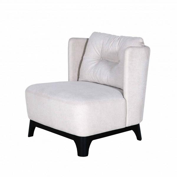 Кресло Alma 3Интерьерные<br>Дизайнерское глубокое светлое современное кресло Alma 3 (Алма 3) от Sits (Ситс).<br><br><br> Идеальный комфорт и элегантный стиль — вот главные черты мягкой мебели, созданной ведущими дизайнерами компании Sits. Кресло Alma 3<br>имеет очень мягкие, приятные очертания и невероятно привлекательное оформление. Слегка откинутая подушка спинки с двумя элегантными пуговицами и внушительного размера сиденье позволят вам насладиться замечательным отдыхом за любимой книгой или просто за чашечкой кофе.<br><br><br>...<br><br>stock: 0<br>Высота: 78<br>Ширина: 71<br>Ширина сиденья: 41<br>Глубина: 74<br>Цвет ножек: Черный<br>Материал обивки: Хлопок, Лен<br>Степень комфортности: Стандарт комфорт<br>Коллекция ткани: Категория ткани II<br>Тип материала обивки: Ткань<br>Тип материала ножек: Дерево<br>Цвет обивки: Светло-бежевый