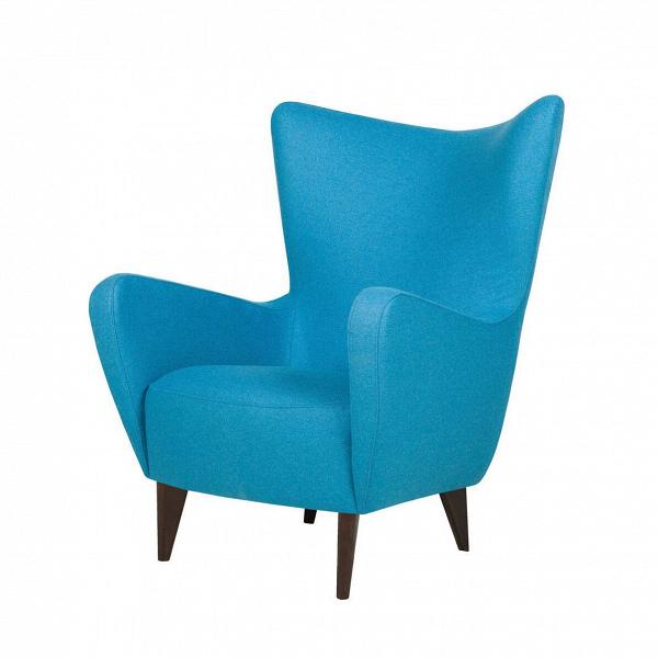 Кресло ElsaИнтерьерные<br>Дизайнерское комфортное кресло Elsa (Эльза) на черных деревянных ножках от Sits (Ситс).<br><br><br> Дизайнеры мебельной компании Sits не устают радовать нас качественной и необычайно удобной мебелью, которая способна понравиться даже самому взыскательному владельцу. Кресло Elsa<br>сияет свежестью и чистыми красивыми цветовыми оттенками. Кресло имеет плавные изящные формы и не менее изящные высокие деревянные ножки.<br><br><br> У кресла Elsa<br>невероятно приятная на ощупь тканевая обивка, что особенно ...<br><br>stock: 0<br>Высота: 100<br>Высота сиденья: 44<br>Ширина: 83<br>Глубина: 91<br>Цвет ножек: Черный<br>Материал обивки: Шерсть, Полиамид<br>Степень комфортности: Стандарт комфорт<br>Форма подлокотников: Стандарт<br>Коллекция ткани: Категория ткани III<br>Тип материала обивки: Ткань<br>Тип материала ножек: Дерево<br>Цвет обивки: Бирюзовый
