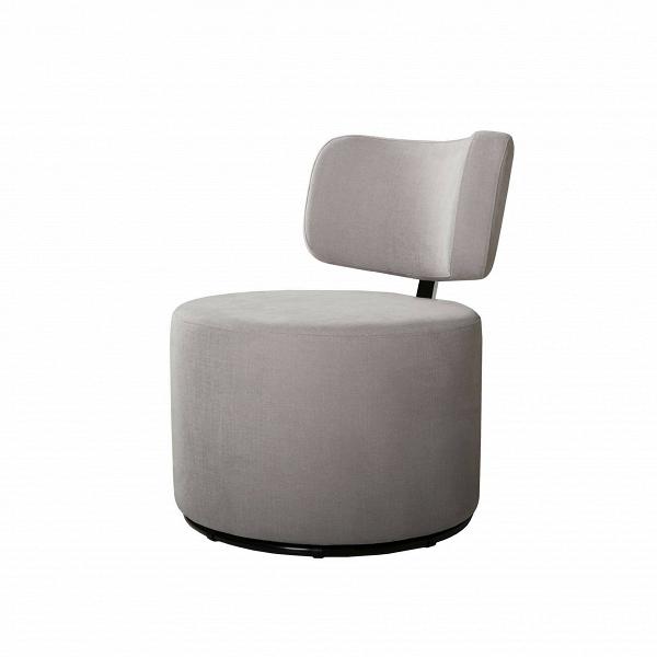 Кресло MokkaИнтерьерные<br>Дизайнерское яркое кресло-пуфик Mokka (Мокка) со спинкой на низких ножках в стиле минимализма от Sits (Ситс).<br><br><br> Любите минимализм и легкие черты в оформлении помещения и в то же время цените уникальный стиль и интересный дизайн мебели? Дизайнеры компании Sits разработали необычное кресло, которое порадует вас не только своим внешним видом, но и необычайным удобством. Кресло цилиндрической формы с удобной, анатомической формы спинкой.<br><br><br> Кресло Mokka<br>имеет чехол, изготовленный из п...<br><br>stock: 0<br>Высота: 76<br>Высота сиденья: 42<br>Ширина: 61<br>Глубина: 68<br>Цвет ножек: Черный<br>Материал обивки: Хлопок, Лен<br>Степень комфортности: Стандарт комфорт<br>Коллекция ткани: Категория ткани II<br>Тип материала обивки: Ткань<br>Тип материала ножек: Металл<br>Цвет обивки: Серо-бежевый