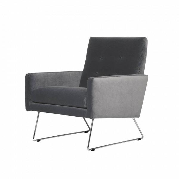 Кресло MaxИнтерьерные<br>Дизайнерское широкое удобное кресло Max (Макс) на металлических ножках от Sits (Ситс).<br><br><br> Строгие шведские черты в сочетании с современными веяниями в дизайне интерьера дают великолепный результат: разработанное ведущими дизайнерами мебельной компании Sits кресло Max сумеет интегрироваться практически в любой тип помещения. Строгие формы подлокотников и спинки, сочетаясь с высокими стальными ножками, дают простор для творчества в окружающей такую мебель обстановке.<br><br><br> Кресло Max<br>им...<br><br>stock: 0<br>Высота: 83<br>Высота сиденья: 43<br>Ширина: 68<br>Глубина: 80<br>Цвет ножек: Хром<br>Материал ножек: Металл<br>Материал обивки: Ткань<br>Степень комфортности: Стандарт комфорт<br>Материал пуговиц: Ткань<br>Цвет пуговиц: Серый<br>Форма подлокотников: Стандарт<br>Цвет обивки: Серый