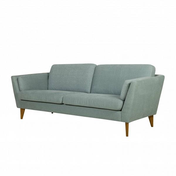 Диван Mynta ширина 220Трехместные<br>Подбирая подходящую мягкую мебель в свою гостиную комнату или домашний кабинет, следует помнить о том, что такая мебель станет залогом уюта и хорошего, спокойного настроения, ведь именно мягкая мебель отвечает за наш отдых и хорошее самочувствие в перерыве между работой. Диван Mynta ширина 220 — это замечательное творение дизайнеров компании Sits, в котором присутствуют легкие шведские черты, а традиционные классические формы тесно переплетаются с современными дизайнерскими решениями.<br><br>...<br><br>stock: 0<br>Высота: 82<br>Высота сиденья: 46<br>Глубина: 87<br>Длина: 220<br>Цвет ножек: Темно-коричневый<br>Материал обивки: Хлопок<br>Степень комфортности: Стандарт комфорт<br>Форма подлокотников: Стандарт<br>Коллекция ткани: Категория ткани III<br>Тип материала обивки: Ткань<br>Тип материала ножек: Дерево<br>Цвет обивки: Мята
