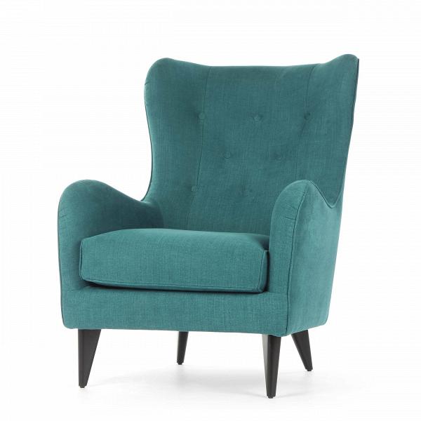 Кресло PolaИнтерьерные<br>Дизайнерское мягкое удобное кресло Pola (Пола) с тканевой обивкой от Sits (Ситс).<br><br><br> Дизайнеры компании Sits, чья мебель имеет выраженные шведские черты, не перестает радовать новыми моделями мягкой мебели. Изящные и невероятно удобные формы кресла Pola помогут вам расслабиться и отдохнуть даже в самый разгар трудового дня. На выбор имеется большое количество вариантов цветового исполнения обивки кресла, благодаря чему вы легко подберете именно то, что лучше всего подойдет вашей комнате...<br><br>stock: 2<br>Высота: 102<br>Высота сиденья: 45<br>Ширина: 77<br>Глубина: 96<br>Цвет ножек: Черный<br>Материал обивки: Хлопок, Лен<br>Степень комфортности: Стандарт комфорт<br>Коллекция ткани: Категория ткани II<br>Тип материала обивки: Ткань<br>Тип материала ножек: Дерево<br>Цвет обивки: Бирюзовый
