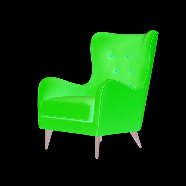 Кресло PolaИнтерьерные<br>Дизайнерское мягкое удобное кресло Pola (Пола) с тканевой обивкой от Sits (Ситс).<br><br><br> Дизайнеры компании Sits, чья мебель имеет выраженные шведские черты, не перестает радовать новыми моделями мягкой мебели. Изящные и невероятно удобные формы кресла Pola помогут вам расслабиться и отдохнуть даже в самый разгар трудового дня. На выбор имеется большое количество вариантов цветового исполнения обивки кресла, благодаря чему вы легко подберете именно то, что лучше всего подойдет вашей комнате...<br><br>stock: 0<br>Высота: 102<br>Высота сиденья: 45<br>Ширина: 77<br>Глубина: 96<br>Цвет ножек: Черный<br>Материал обивки: Шерсть, Полиамид<br>Степень комфортности: Стандарт комфорт<br>Материал пуговиц: Шерсть, Полиамид<br>Цвет пуговиц: Оранжевый<br>Коллекция ткани: Категория ткани III<br>Тип материала обивки: Ткань<br>Тип материала ножек: Дерево<br>Цвет обивки: Розовый