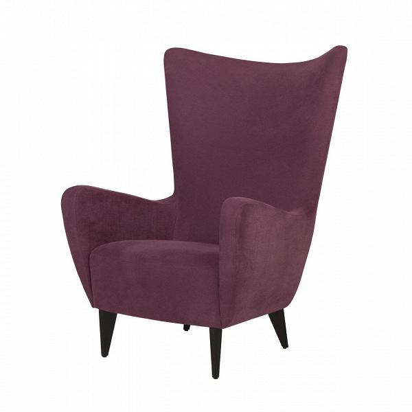 Кресло KatoИнтерьерные<br>Дизайнерское кресло Kato (Кэйто) с высокой широкой спинкой и тканевой обивкой от Sits (Ситс).<br><br><br> По-настоящему удобное сиденье и спинка анатомической формы, непревзойденный комфорт и изумительный внешний вид, созданный лучшими дизайнерами компании Sits, — все это гармонично и легко сочетает в себе представленное здесь кресло Kato. Кресло имеет высокие стильные ножки и весьма высокую спинку, благодаря которой вы сможете расслабиться и насладиться полным комфортом.<br><br><br> Ножки кресла изг...<br><br>stock: 0<br>Высота: 117<br>Высота сиденья: 44<br>Ширина: 83<br>Глубина: 94<br>Цвет ножек: Черный<br>Материал обивки: Хлопок, Лен<br>Степень комфортности: Стандарт комфорт<br>Коллекция ткани: Категория ткани II<br>Тип материала обивки: Ткань<br>Тип материала ножек: Дерево<br>Цвет обивки: Баклажан