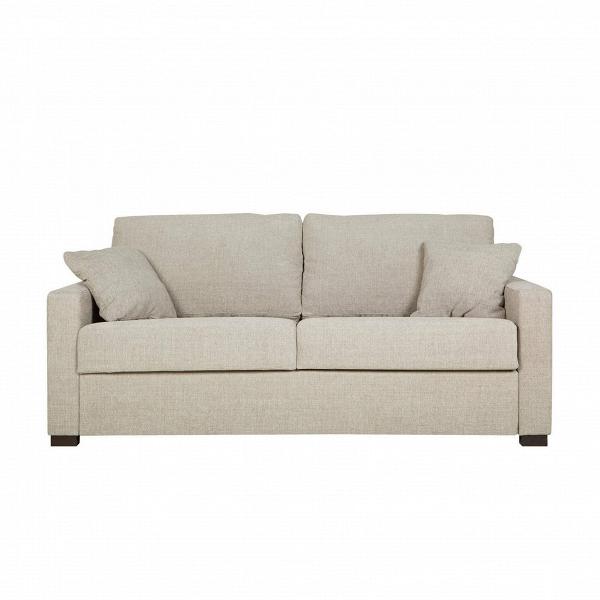 Диван Lukas раскладной трехместныйРаскладные<br>Дизайнерский удобный раскладной диван Lukas (Лукас) с тканевой обивкой на черных ножках от Sits (Ситс).<br> Необычайно удобный диван Lukas раскладной трехместный является ярким представителем строгой, но элегантной классики. Дизайнеры известнейшей компания мягкой мебели Sits не только создали диван приятных простых форм, но и придали ему легкий изысканный шарм, который способен преобразить все помещение. Lukas также снабжен маленькими декоративными подушками, что делает его внешний вид особенн...<br><br>stock: 0<br>Высота: 88<br>Высота сиденья: 48<br>Глубина: 100<br>Длина: 196<br>Цвет ножек: Черный<br>Механизмы: Раскладной<br>Материал обивки: Полиэстер<br>Степень комфортности: Стандарт комфорт<br>Форма подлокотников: Armrest II<br>Коллекция ткани: Категория ткани III<br>Тип материала обивки: Ткань<br>Тип материала ножек: Дерево<br>Цвет обивки: Бежевый