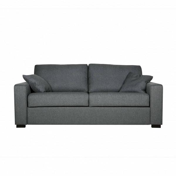 Диван Lukas раскладной трехместныйРаскладные<br>Дизайнерский удобный раскладной диван Lukas (Лукас) с тканевой обивкой на черных ножках от Sits (Ситс).<br> Необычайно удобный диван Lukas раскладной трехместный является ярким представителем строгой, но элегантной классики. Дизайнеры известнейшей компания мягкой мебели Sits не только создали диван приятных простых форм, но и придали ему легкий изысканный шарм, который способен преобразить все помещение. Lukas также снабжен маленькими декоративными подушками, что делает его внешний вид особенн...<br><br>stock: 0<br>Высота: 88<br>Высота сиденья: 48<br>Глубина: 100<br>Длина: 196<br>Цвет ножек: Черный<br>Механизмы: Раскладной<br>Материал обивки: Акрил, Полиэстер, Хлопок<br>Степень комфортности: Стандарт комфорт<br>Форма подлокотников: Armrest II<br>Коллекция ткани: Категория ткани II<br>Тип материала обивки: Ткань<br>Тип материала ножек: Дерево<br>Цвет обивки: Темно-серый