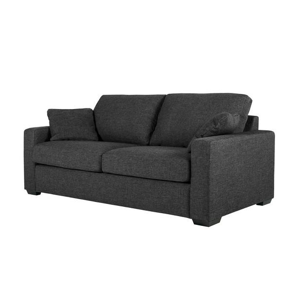 Диван PhoenixТрехместные<br>Дизайнерский диван Phoenix (Феникс) со стандартными подлокотниками и с тканевой обивкой от Sits (Ситс).<br> Диван Phoenix<br>известной мебельной компании Sits выполнен в лучших традициях строгой классики. Элегантные формы дивана ненавязчиво демонстрируют простой утонченный дизайн, способный легко вписаться в общий интерьер практически любой комнаты. Диван имеет небольшие размеры, удобные мягкие сиденье и спинку, а также для большего удобства и привлекательности дополнен маленькими декоративными ...<br><br>stock: 0<br>Высота: 86<br>Высота сиденья: 46<br>Глубина: 90<br>Длина: 195<br>Цвет ножек: Черный<br>Материал обивки: Полипропилен, Полиэстер, Хлопок<br>Степень комфортности: Стандарт комфорт<br>Форма подлокотников: Стандарт<br>Коллекция ткани: Категория ткани III<br>Тип материала обивки: Ткань<br>Тип материала ножек: Дерево<br>Цвет обивки: Темно-серый
