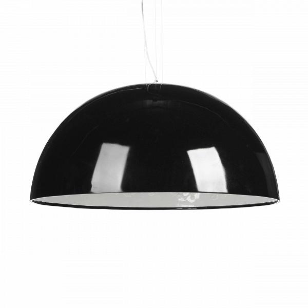 Подвесной светильник P8409-LПодвесные<br><br><br>stock: 1<br>Диаметр: 90<br>Доп. цвет абажура: Белый<br>Количество ламп: 1<br>Материал абажура: Резина<br>Ламп в комплекте: Нет<br>Напряжение: 220<br>Тип лампы/цоколь: E27<br>Цвет абажура: Черный