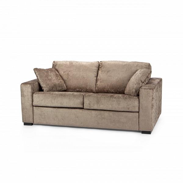 Диван Lukas раскладной двухместныйРаскладные<br>Дизайнерский комфортный темно-бежевый раскладной диван Lukas (Лукас) на низких ножках от Sits (Ситс).<br>         Отличная функциональность и удобство в использовании — вот что отличает качественную дизайнерскую мебель. Раскладные диваны уже давно перестали быть редкостью и на сегодняшний день пользуются огромной популярностью во всем мире. Если грамотно подойти к выбору такой мебели, то в результате вы получите удобный практичный предмет домашней меблировки, который будет легко и гармонично со...<br><br>stock: 0<br>Высота: 88<br>Высота сиденья: 48<br>Глубина: 100<br>Длина: 176<br>Цвет ножек: Черный<br>Механизмы: Раскладной<br>Материал обивки: Полиэстер, Акрил, Вискоза<br>Степень комфортности: Стандарт комфорт<br>Коллекция ткани: Категория ткани II<br>Тип материала обивки: Ткань<br>Тип материала ножек: Дерево<br>Цвет обивки: Тёмно-бежевый