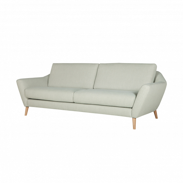 Диван Agda длина 227Трехместные<br>Дизайнерский комфортный глубокий диван Agda (Агда) на высоких стальных ножках от Sits (Ситс).<br> Трехместный диван, подходящий по стилю и цвету для помещения, — это идеальный вариант во всем. На нем смогут приятно провести время за чашечкой кофе ваши гости или легко смогут отдохнуть сотрудники компании, если диван будет стоять в офисе. Трехместные диваны универсальны в использовании в различных типах помещений, поэтому самое главное — подобрать диван подходящей формы и цвет обивки, который бу...<br><br>stock: 0<br>Высота: 84<br>Высота сиденья: 48<br>Глубина: 94<br>Длина: 227<br>Цвет ножек: Беленый дуб<br>Материал обивки: Вискоза, Хлопок, Полиамид, Лен<br>Степень комфортности: Стандарт комфорт<br>Форма подлокотников: Стандарт<br>Коллекция ткани: Категория ткани IV<br>Тип материала обивки: Ткань<br>Тип материала ножек: Дерево<br>Цвет обивки: Светло-бирюзовый