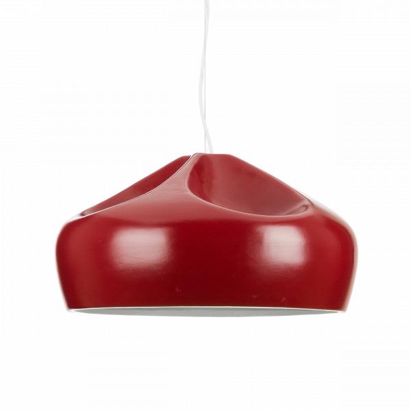 Подвесной светильник Miranda диаметр 47Подвесные<br>Коллекция ламп Miranda — результат творческой дизайнерской мысли. Абажуры сделаны в виде морщинистой ткани. Лампы доступны в различных цветах (золото, серебро, черный, красный и серый). <br> <br> ЗадумываясьВоб оформлении интерьера в современном стиле, не нужно изобретать колесо — существуют стили, которые одинаково уютны и современны, а также обязательно удовлетворят и искушенных, и неопытных в дизайне людей. Скандинавский стиль как раз столь лаконичен, сколь современен. Он пользуется попул...<br><br>stock: 29<br>Высота: 150<br>Диаметр: 47<br>Количество ламп: 1<br>Материал абажура: Керамика<br>Мощность лампы: 60<br>Ламп в комплекте: Нет<br>Напряжение: 220<br>Тип лампы/цоколь: E27<br>Цвет абажура: Красный<br>Дизайнер: Xavier MaГ±osa