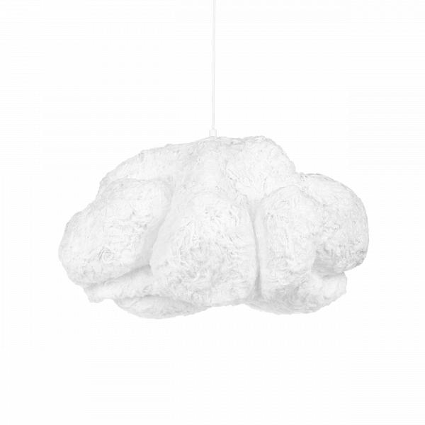 Подвесной светильник Cloud 2Подвесные<br>Подвесной светильник Cloud излучает тепло иВдетскую наивную игривость, которая характерна для многих проектов компании Hive иВдизайнера Кеннета Кобонпу. Почти невесомый каркас подвесного светильника Cloud изВтонкого металла иВсловно воздушное хлопковое волокно создают ощущение хрупкости. Однако это неВтак. Благодаря своей конструкции светильник-облако Cloud легко принимает заданную форму.<br><br><br><br><br><br><br> Светильник разработан и создан дизайнером Кеннетом Кобонпу дл...<br><br>stock: 0<br>Высота: 28<br>Ширина: 43<br>Длина: 76<br>Материал абажура: Хлопок<br>Материал арматуры: Сталь<br>Мощность лампы: 110/230<br>Тип лампы/цоколь: E26/E27<br>Цвет абажура: Белый<br>Дизайнер: Kenneth Cobonpue