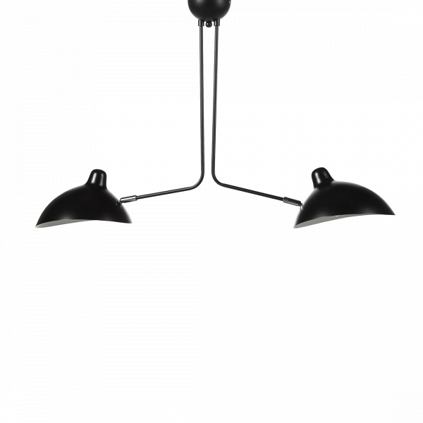 Потолочный светильник Spider Mouille 2 лампы