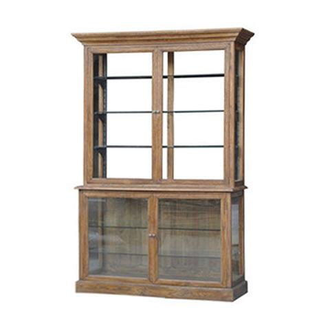 Шкаф Дисплей (SE-00029-OAK)Шкафы<br>ROOMERS – это особенная коллекция, воплощение всего самого лучшего, модного и новаторского в мире дизайнерской мебели, предметов декора и стильных аксессуаров.<br>Интерьерные решения от ROOMERS – всегда актуальны, более того, они - на острие моды. Коллекции ROOMERS тщательно отбираются и обновляются дважды в год специально для вас.<br><br>stock: 3<br>Высота: 220<br>Ширина: 53<br>Материал: дерево, металл<br>Цвет: Brown<br>Длина: 146<br>Ширина: 53<br>Высота: 220<br>Длина: 146